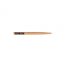 BAGET(ÇİFT) SIGNATURE STICK DAVE WECKL EVOLUTION, HICKORY, 0.563x16 , MEDIUM TAPER, TIP: NYLON / TEAR DROP, SURFACE: SMALL/PAINT