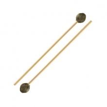 BAGET MALET JIM WUNDERLICH - SYS BLUE - MEDIUM ARTICULATION ON VIBRAPHONE, ÇAP: 0.364 in / 9.25mm, BOY: 16-1/2 in / 41.91 cm, SAP: RATTAN: KAFA:CORD (ÖRGÜ İPİ)