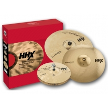 3LÜ ZİL SETİ: EVOLUTION PERFORMANCE SET HHX, 14EVOLUTION HATS, 16EVOLUTION CRASH, 20 EVOLUTION RIDE,