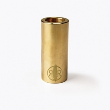 RICH ROBINSON BRASS SLIDE, 25.4mm X 57.15mm, Ring size 13