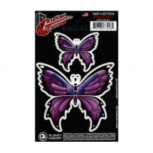GTR TATTOO- TRIBAL BUTTERFLY STİCKER