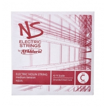 ELEKTRO VIOLIN TEK TEL, NS, 5.İNCİ TEL, LOW C (DO)